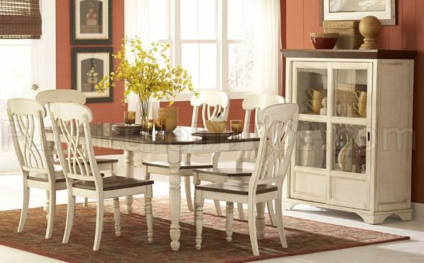 Ohana 1393w 78 Dining Table By Homelegance W Options