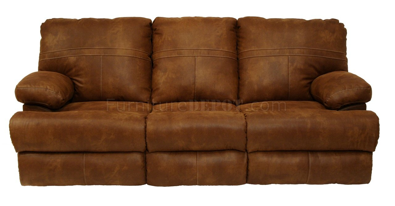 Tanner Faux Leather Fabric Ranger Modern Sectional Sofa