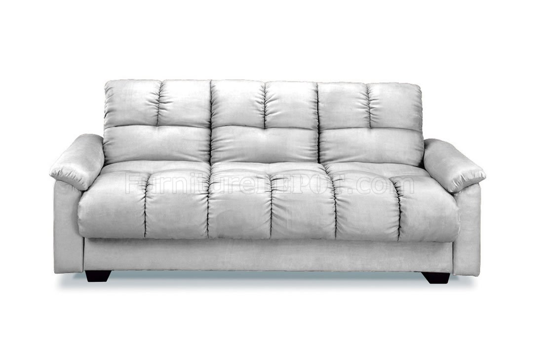 Contemporary Serta Sofa Bed Convertible With Extra Soft Seats