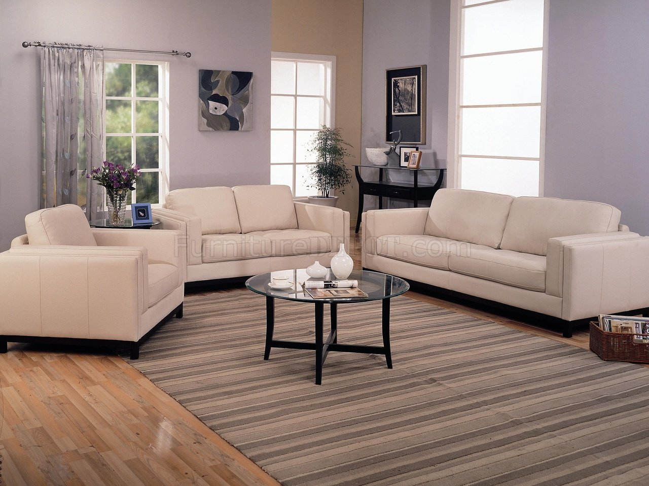 contemporary living room couches. Cream Leather Contemporary Living Room Sofa W/Options Contemporary Living Room Couches A