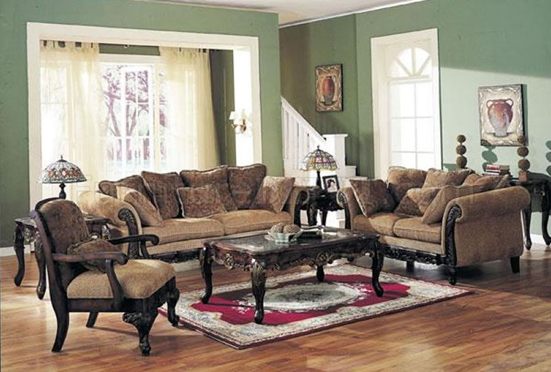 Classic Living Room Furniture