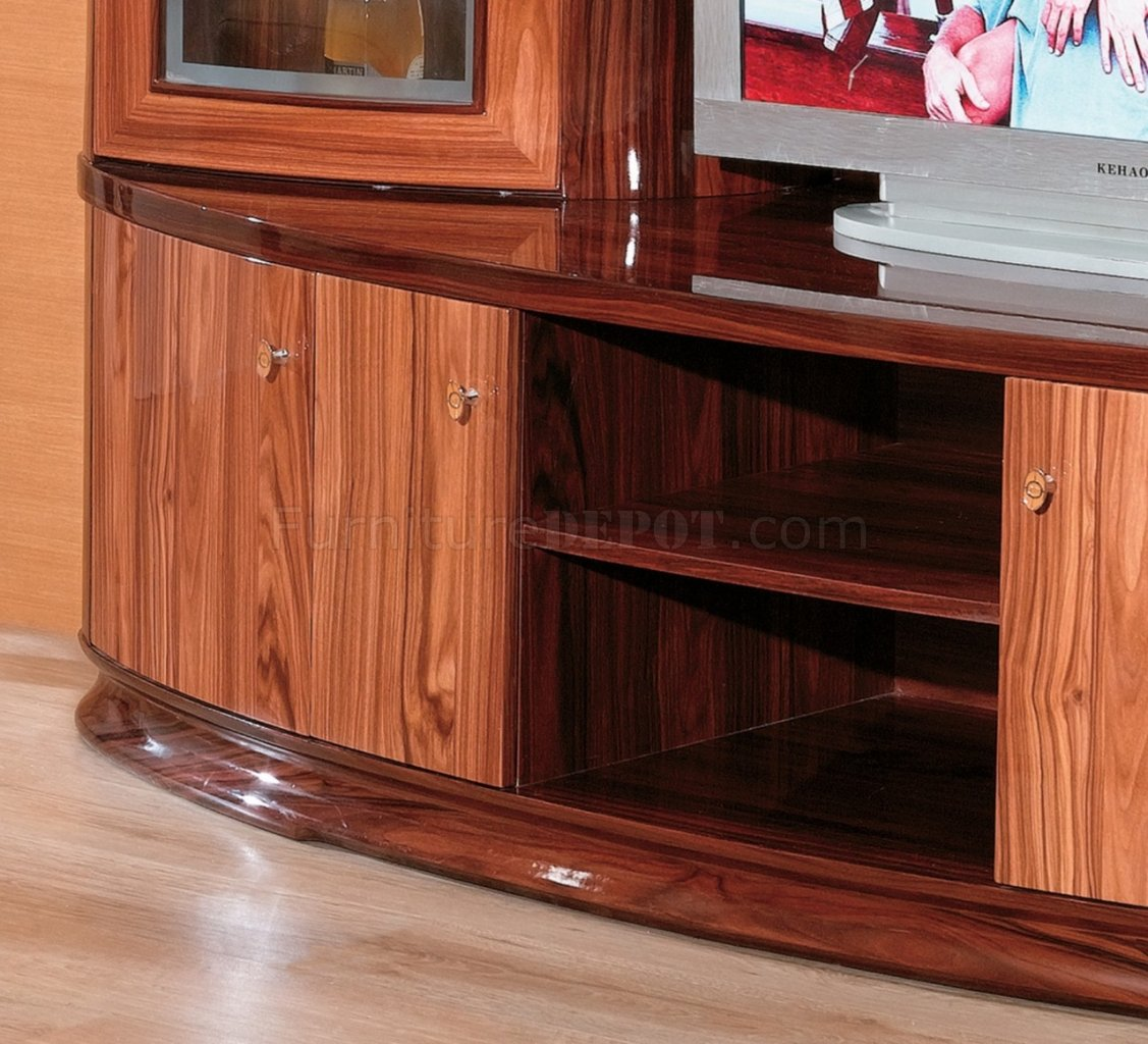 T602 Entertainment Unit In Two Tone By American Eagle