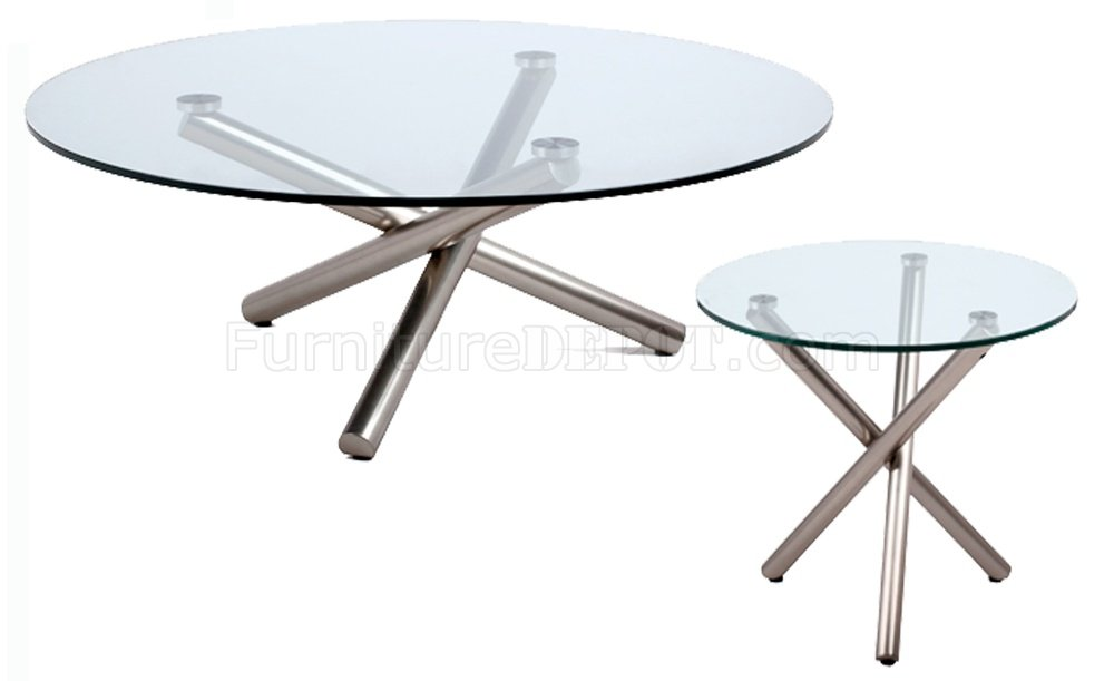 Marvelous Lux Coffee Table W Clear Glass Top By Whiteline Imports Machost Co Dining Chair Design Ideas Machostcouk