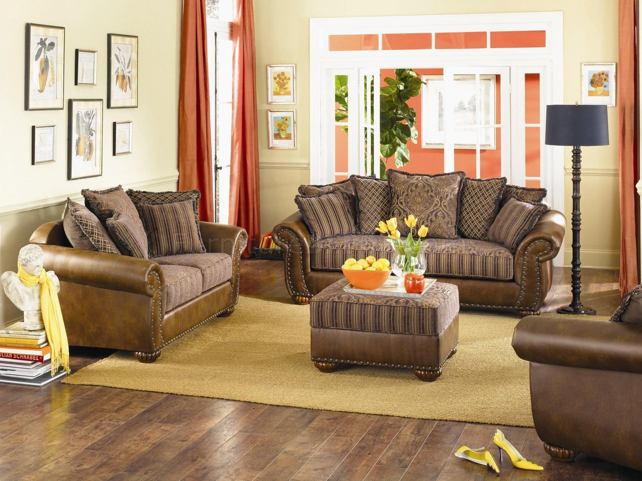 Traditional Living Room Sedona U200
