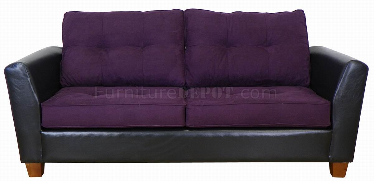 Eggplant Fabric Modern Sofa amp Loveseat Set wOptions : 1aaa669e6e806ba4b85ab944fc09ccf7image1200x583 from www.furnituredepot.com size 1200 x 583 jpeg 65kB