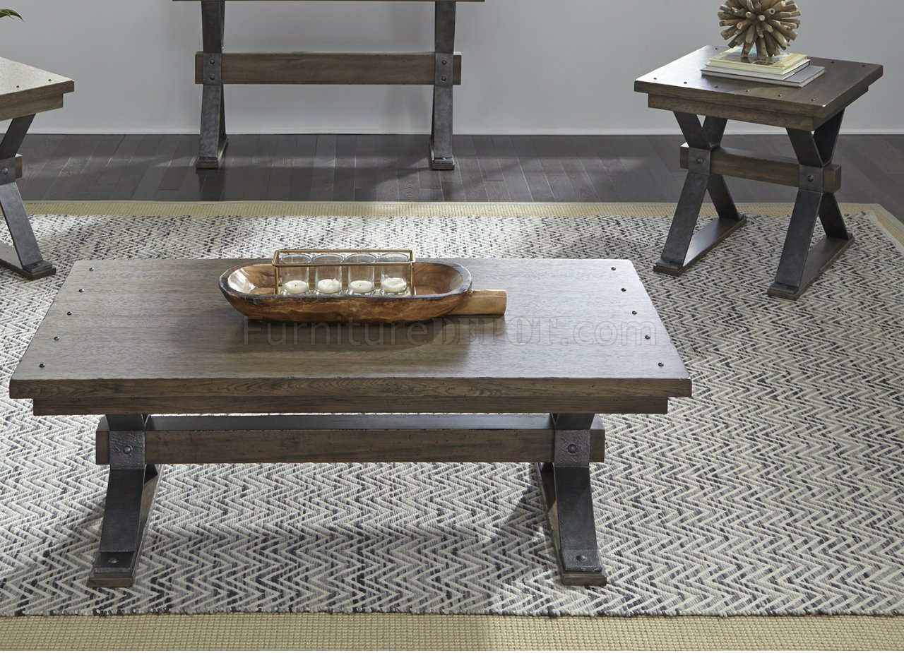 Sonoma Road Coffee Table 2 End Tables Set 473 Ot By Liberty