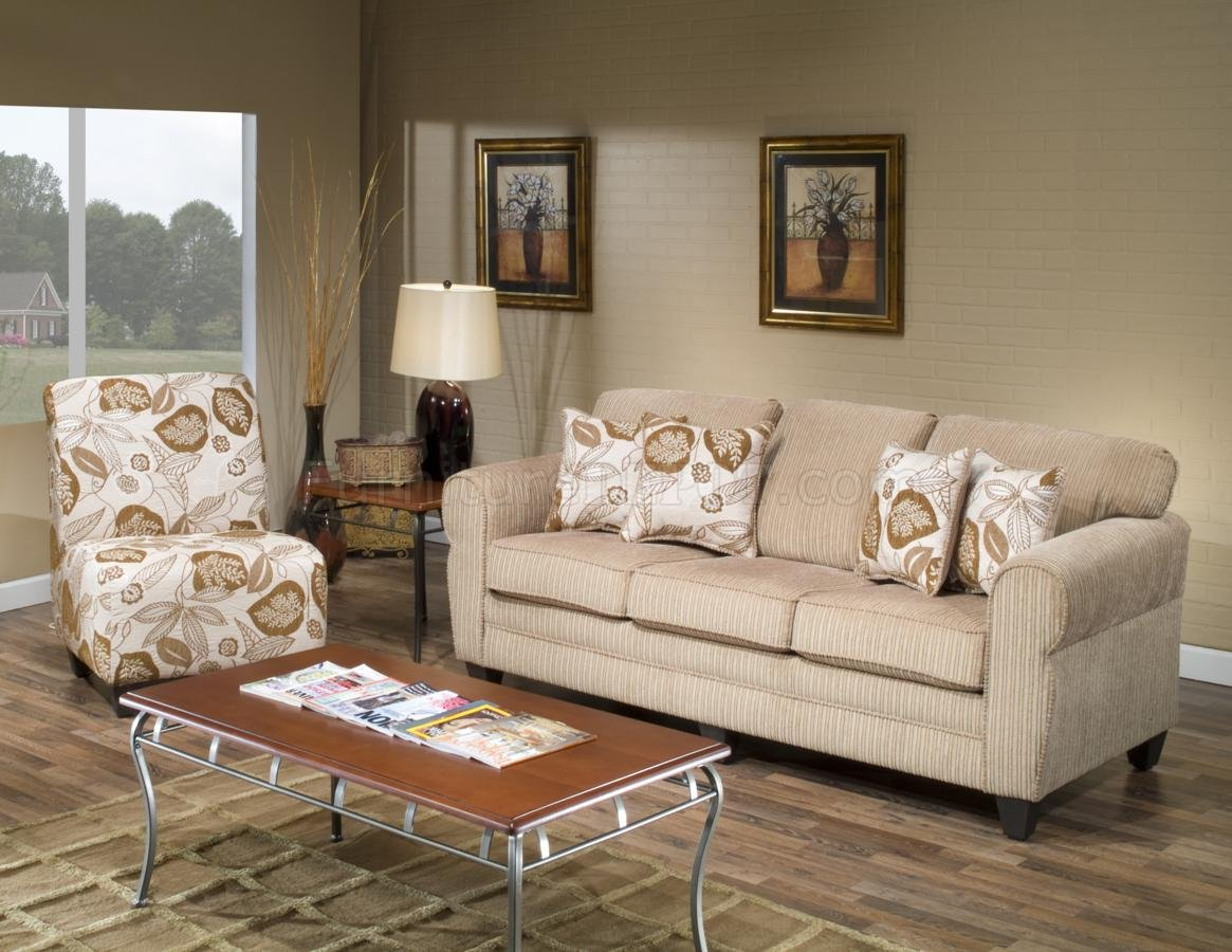 Sofa and Accent Chair Living Room Design 1165 x 900