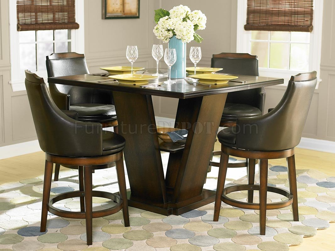 height of a dining table high kitchen table sets Height Of Dining Table And Chairs