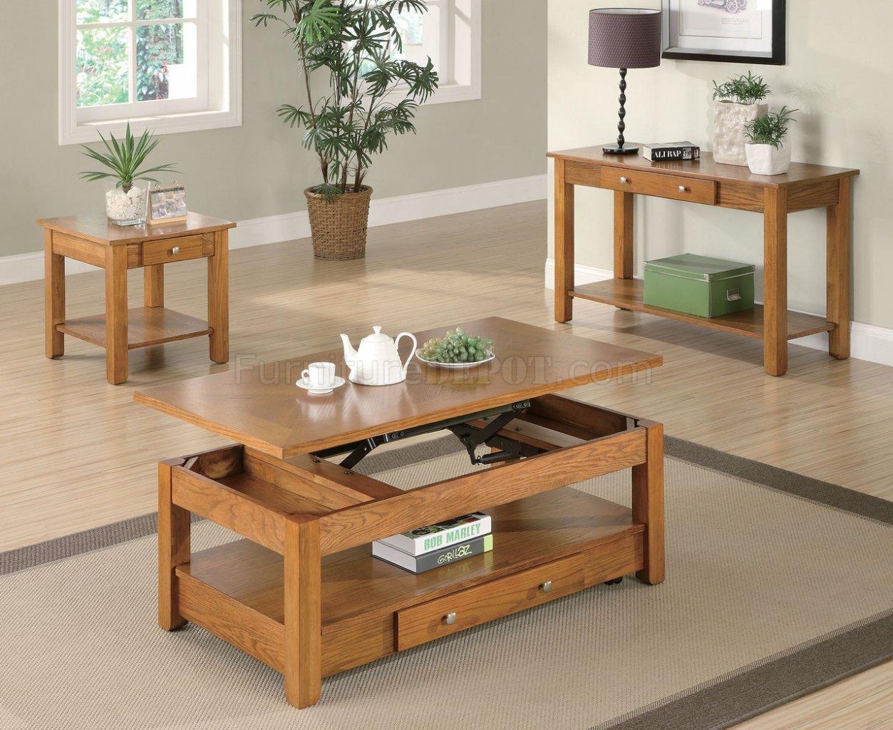 oak finish modern lift top coffee table woptions p