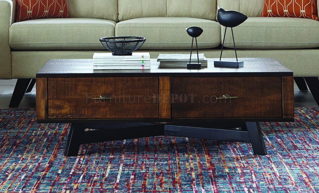 705638 Coffee Table In Scott Living By Coaster