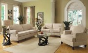 9992 Marlene Sofa by Homelegance in Beige Fabric w/Options