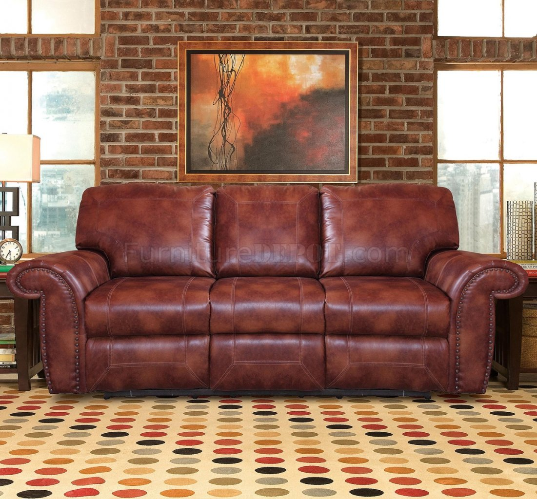 Reclining Sectional Loveseat