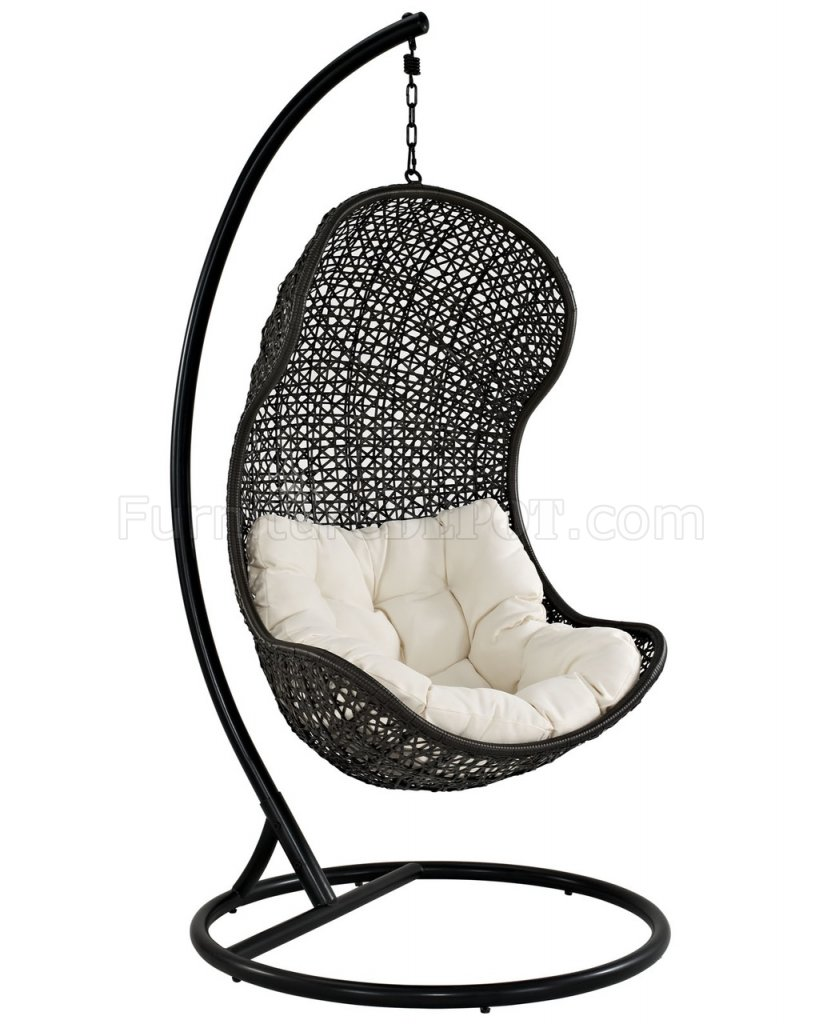 Parlay Swing Outdoor Patio Lounge Chair by Modway