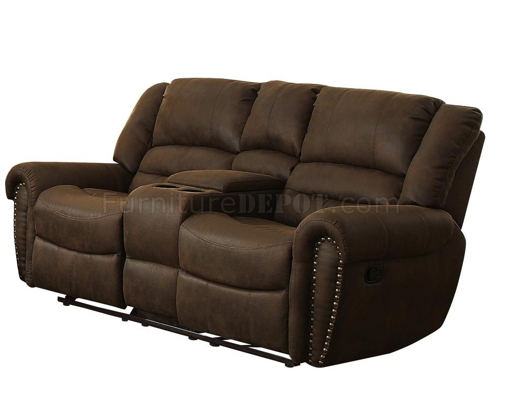 Center Hill Motion Sofa 9668bjt By Homelegance W Options