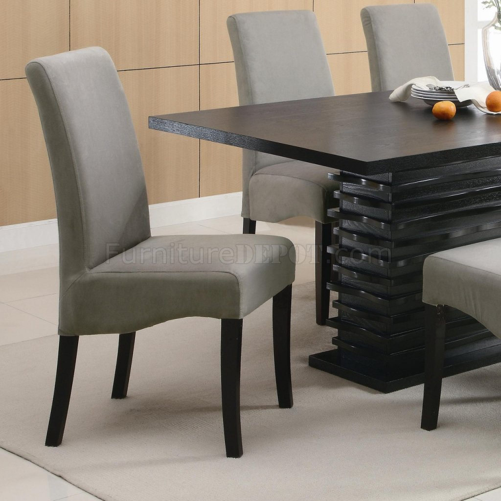 Stanton Counter Height Dining Table In Black: Stanton Dining Table102061 In Black W/Options