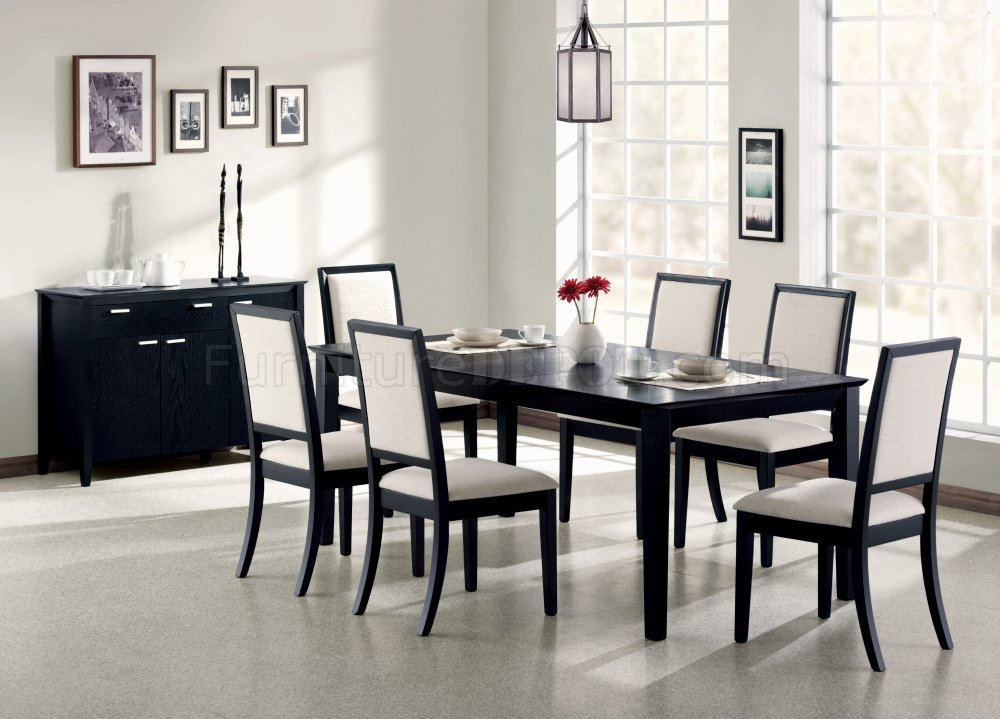 Amazing Black Dining Room Table and Chairs Set 1000 x 719 · 112 kB · jpeg