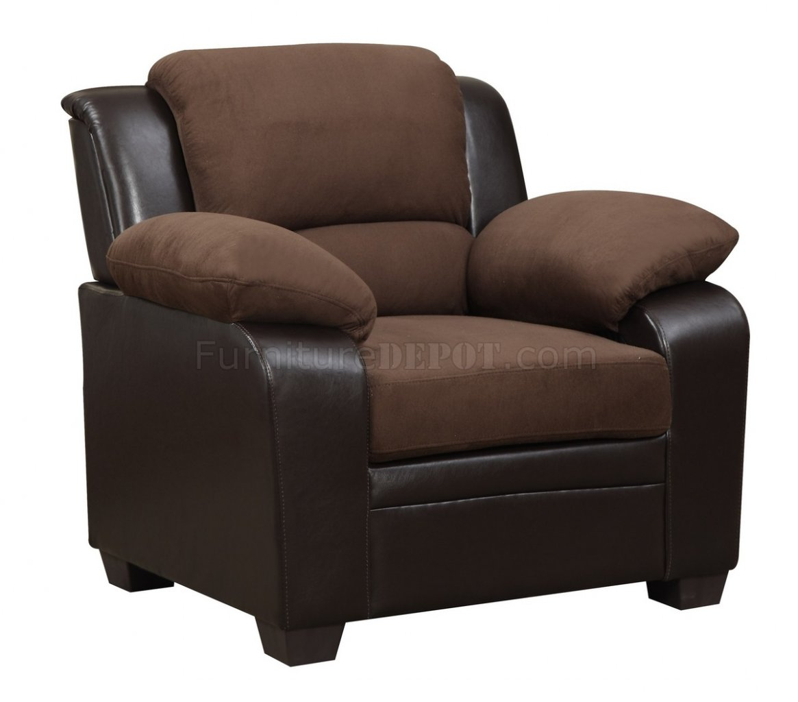 U880018 sofa loveseat chocolate microfiber by global w options Brown microfiber couch and loveseat
