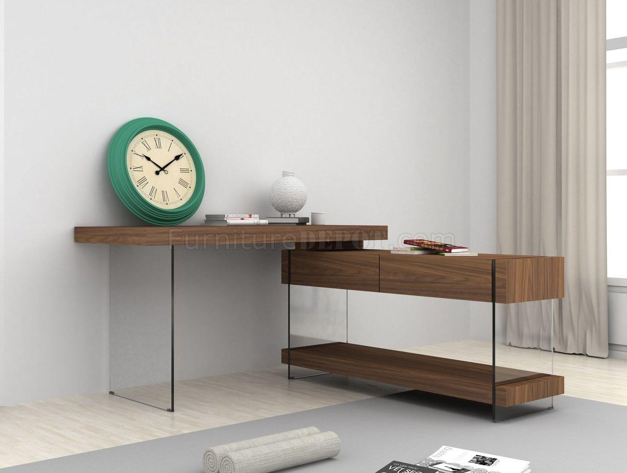 contemporary office desk glass. Contemporary Office Desk Glass