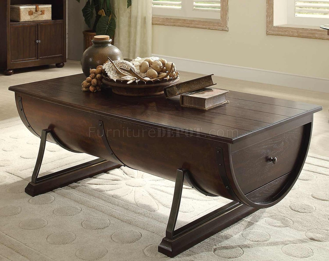lake 3522 30 coffee table by homelegance w options
