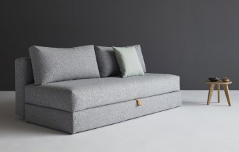 Marvelous Reviews Osvald Sofa Bed In Melange Gray By Innovation Living Uwap Interior Chair Design Uwaporg