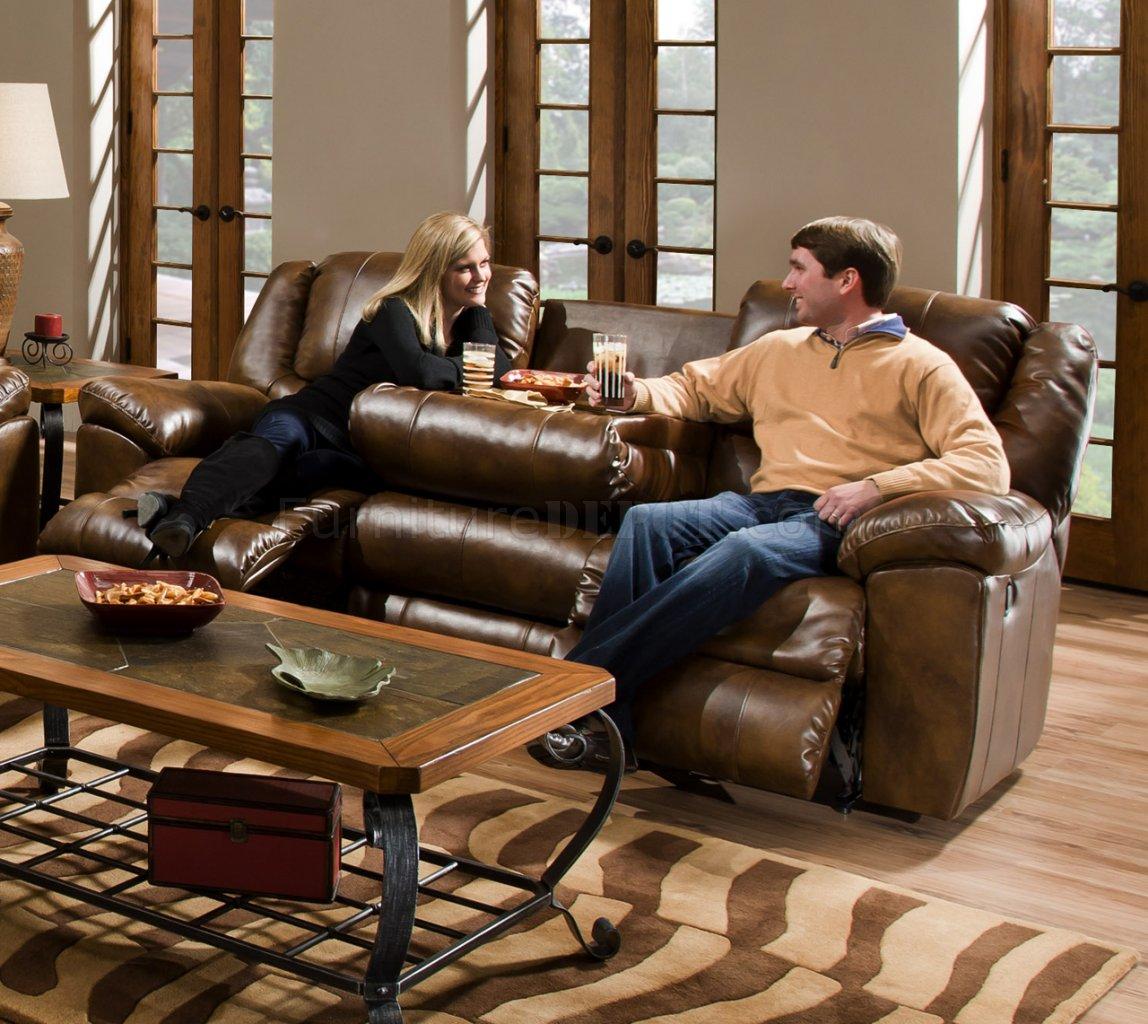 catnapper toast bonded leather match motion transformer sofa set cns 494 transformer