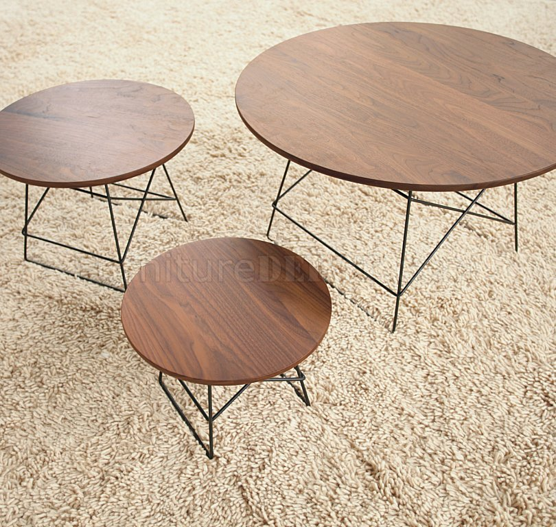 Eames Coffee Table Metal Legs Woodworktips