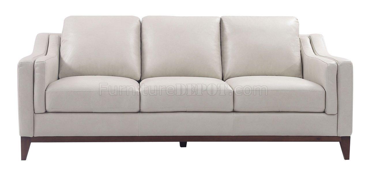 Magnificent Helena Sofa Loveseat Set Leather Italia Granite W Options Cjindustries Chair Design For Home Cjindustriesco