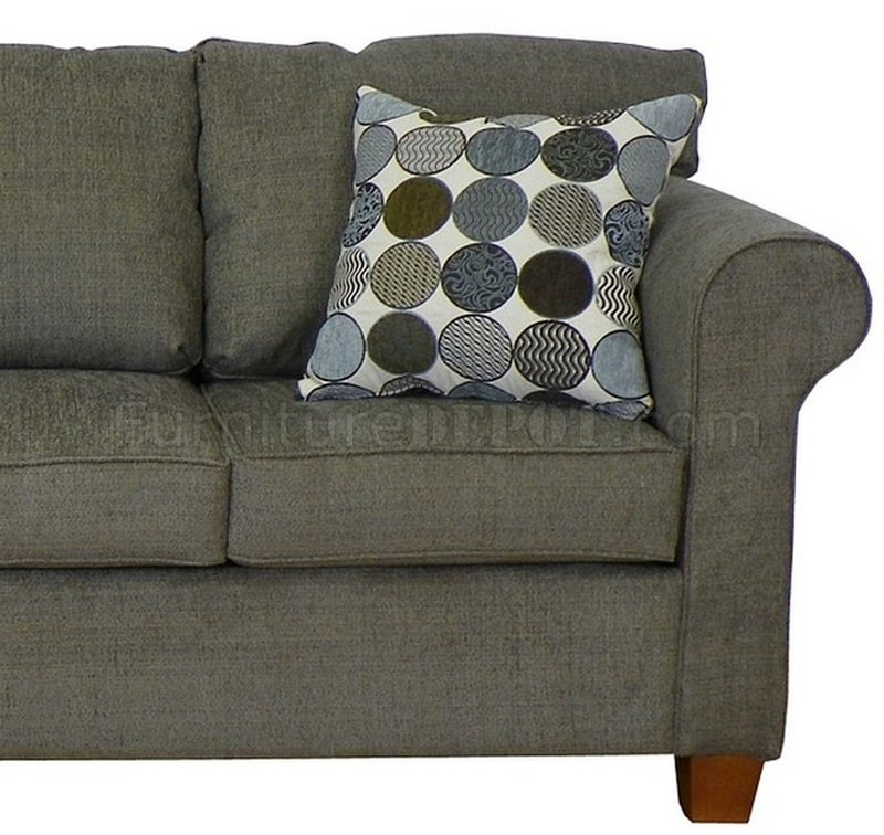 4400 kathy sofa loveseat set in butler grey by chelsea for Sofa butler