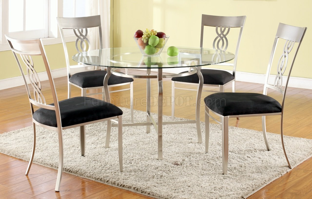 Perfect Round Glass Dining Room Table and Chairs 1280 x 817 · 212 kB · jpeg