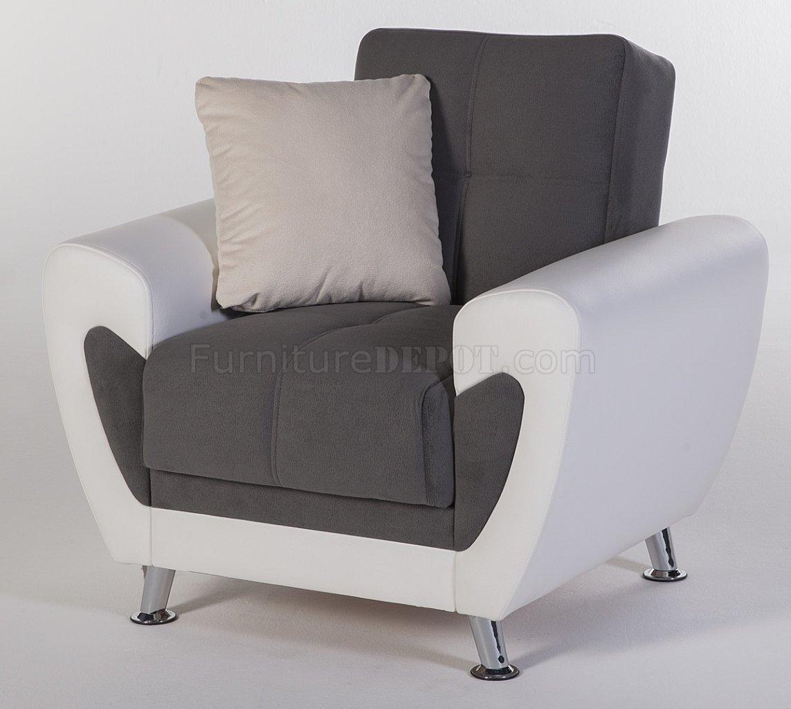 duru plato dark grey sofa bed set convertible by istikbal