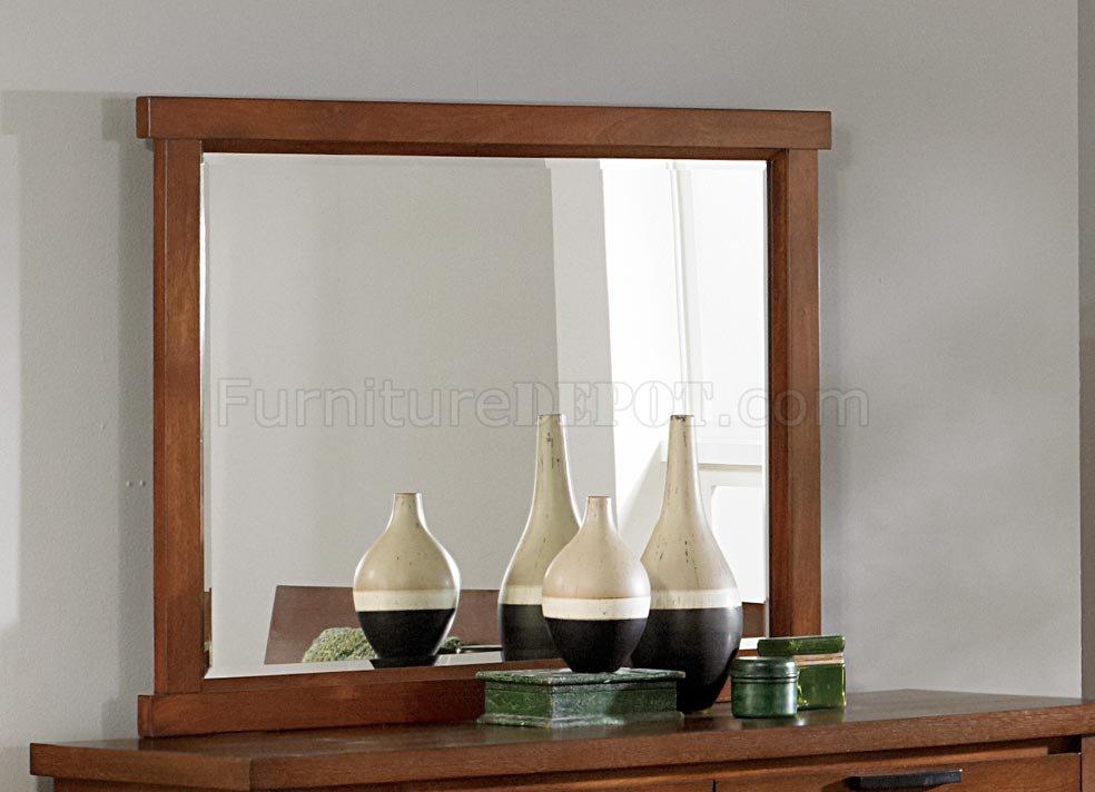 2218 Kobe Bedroom By Homelegance In Medium Oak W/Options