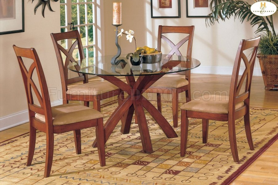 Star Furniture Dining Table: 5316 Star Hill Dining Table By Homelegance In Cherry W/Options