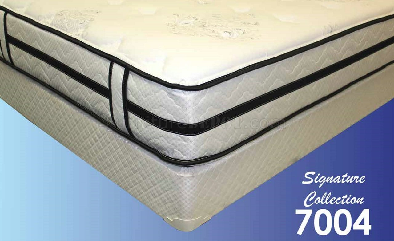 7004 Orthopedic Mattress By Dreamwell W Optional Box Spring