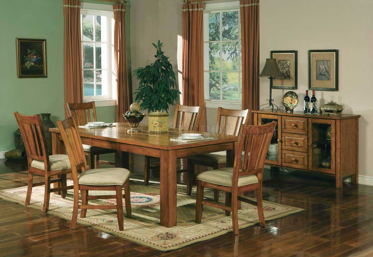 Light Oak Finish Casual Dining Room Table W/Optional Chairs HEDS 986N . Full resolution‎  photograph, nominally Width 1200 Height 825 pixels, photograph with #986433.
