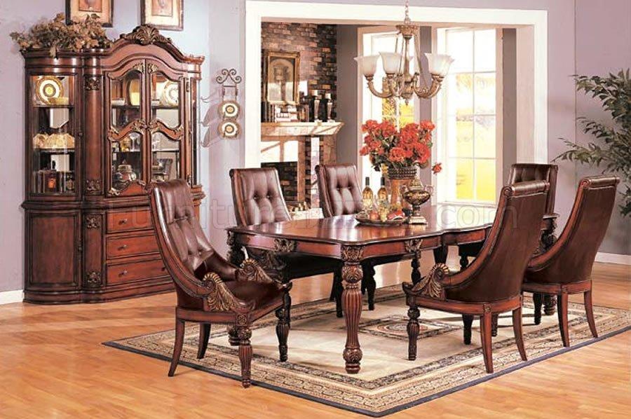 01960 artemis dining room in cherry finishacme