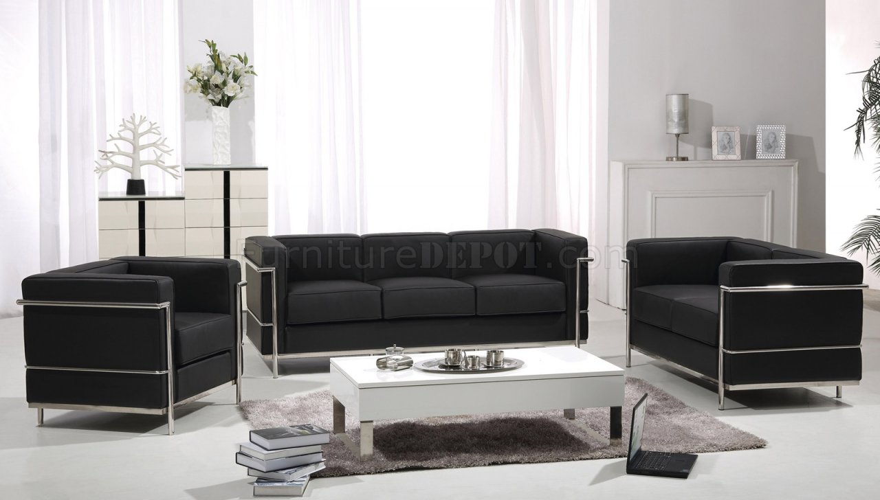 le corbusier style sofa modborn furnitures product gallery thesofa. Black Bedroom Furniture Sets. Home Design Ideas
