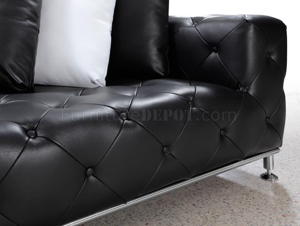 Tufted Leather Sofa Canada