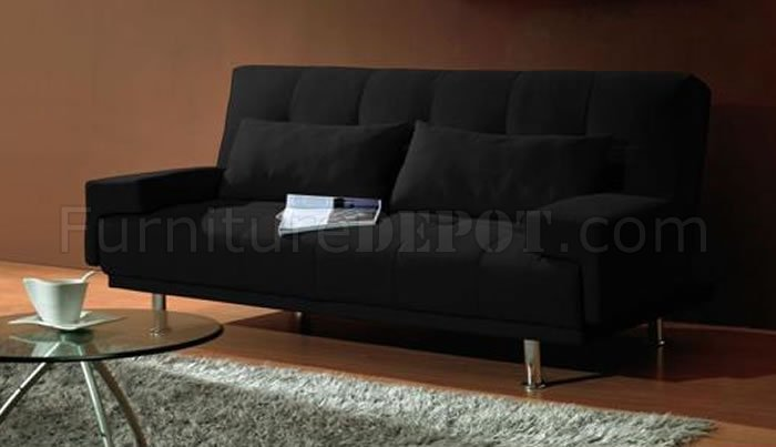 Awe Inspiring Sofa Bed Lssb Van Ness Black Bralicious Painted Fabric Chair Ideas Braliciousco