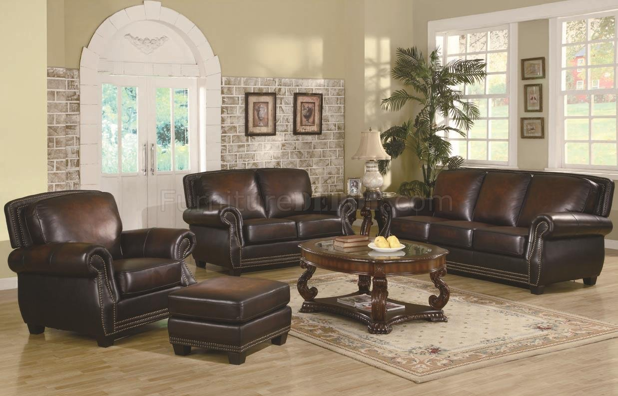 Brown Leather Sofa Set | 1237 x 793 · 157 kB · jpeg