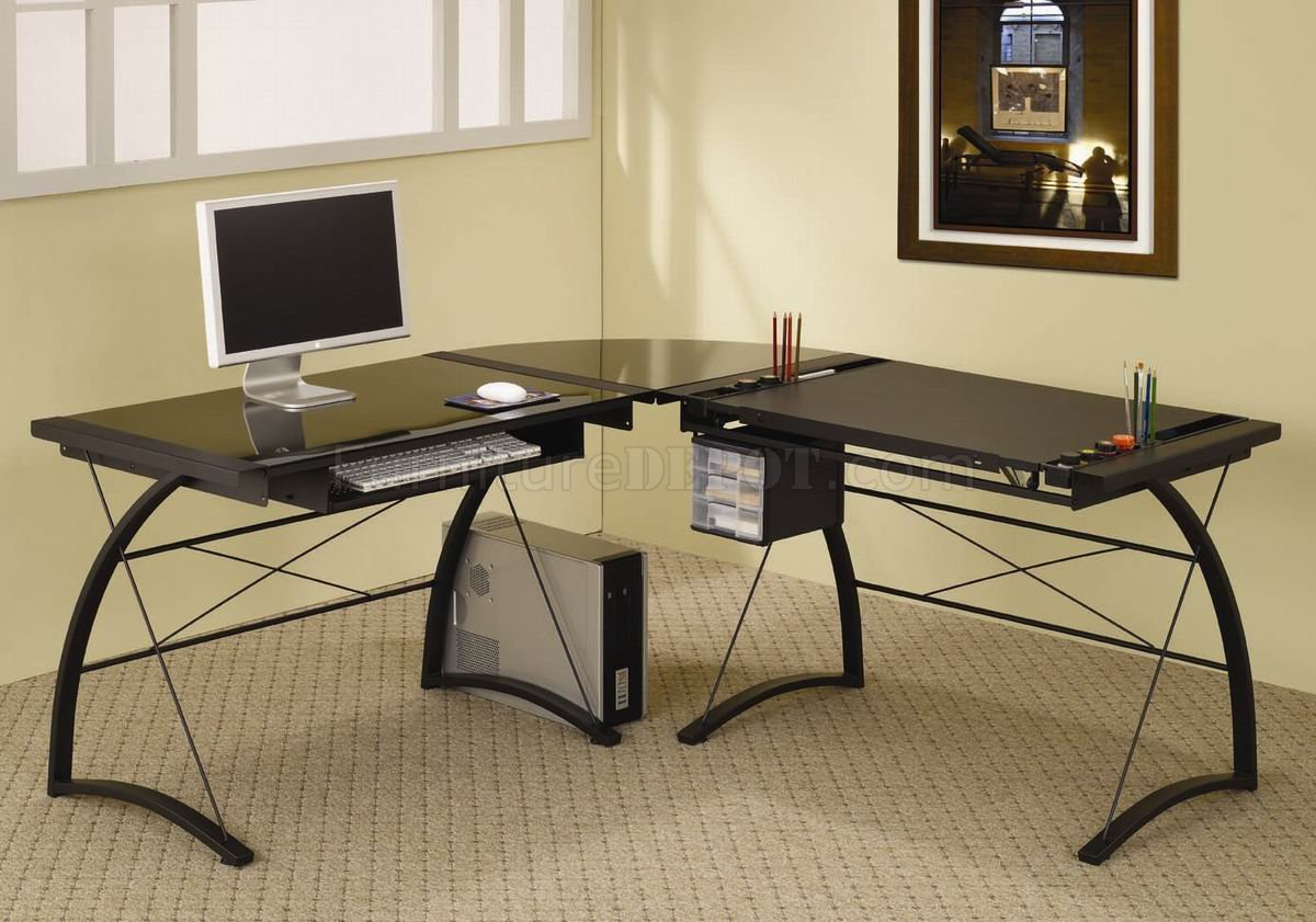 Office Metal Desk E