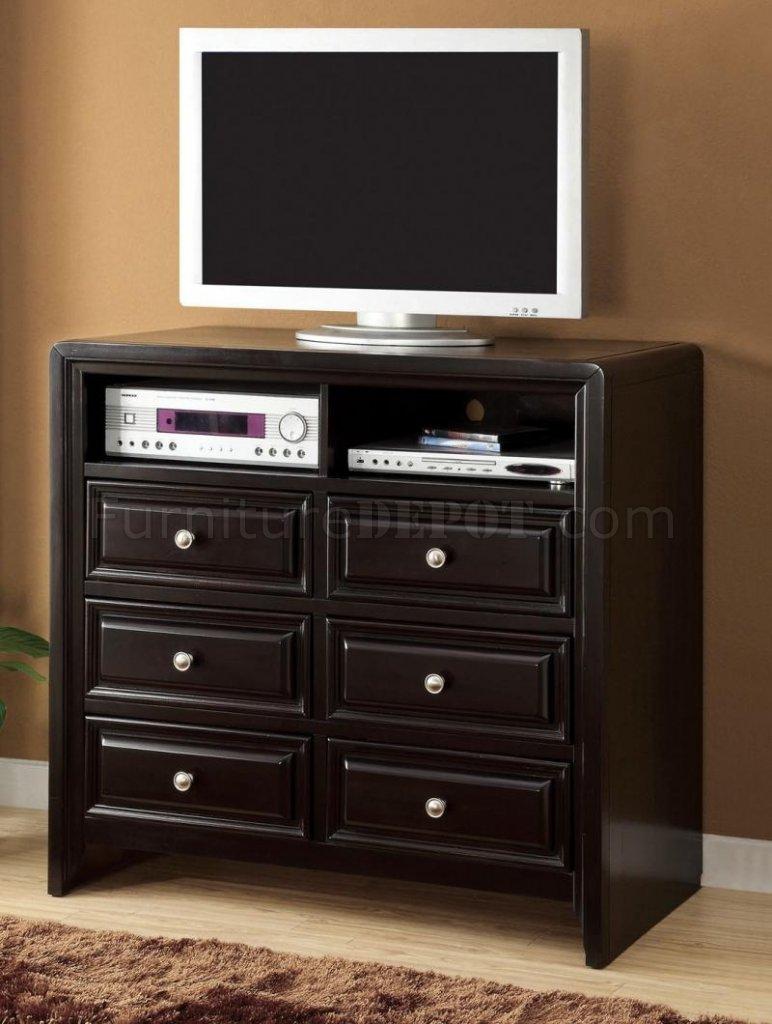Cm7058 Winsor Bedroom In Espresso W Platform Bed Options