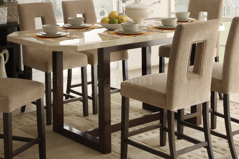 Amazing Reiss 3271 36 Counter Height Dining Table By Homelegance