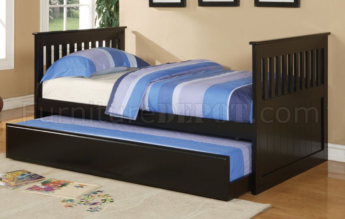 Home Design Twin Trundle Bed