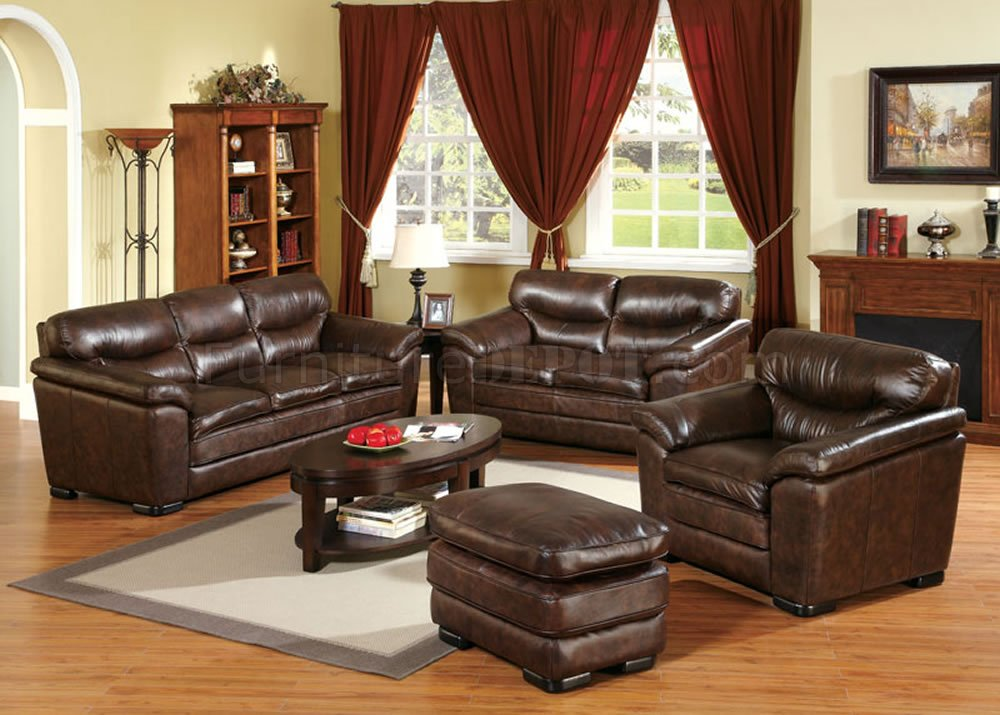 bedroom color photos 2 pc transitional sofa amp loveseat set in brown 10336