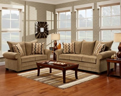 Living Room Ideas With A Brown Sofa