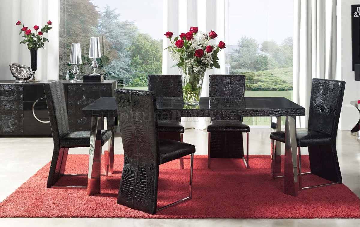 Modern formal dining room sets - Modern Formal Dining Room Sets 0