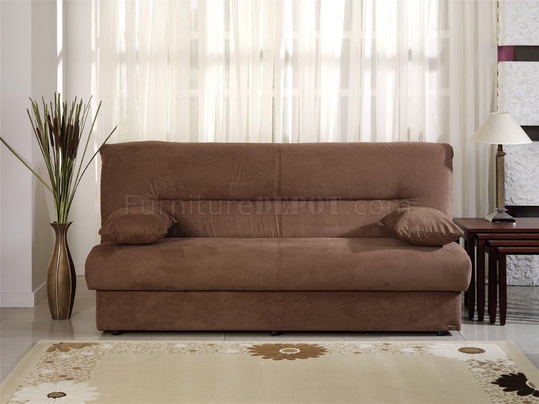 Regata Obsession Truffle Sofa Bed In