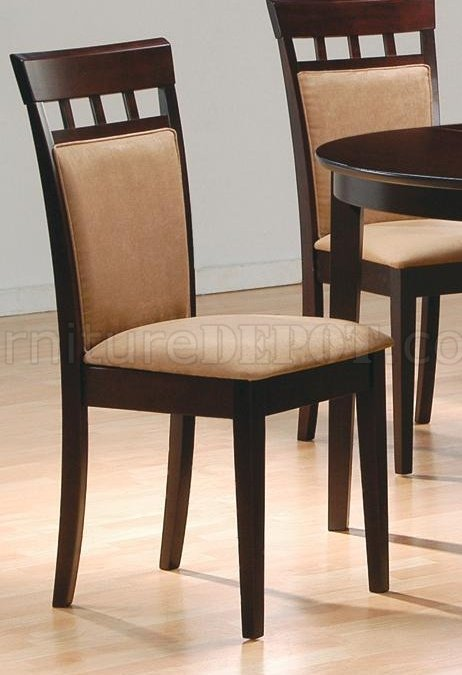 Gabriel Dinette 5pc Set 100770 In Cappuccino By Coaster
