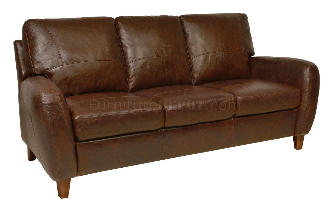 Superb Jennifer Sofa Loveseat Set In Antique Tan Full Leather Bralicious Painted Fabric Chair Ideas Braliciousco