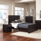 202641 Lloyd Bedroom by Coaster in Dark Cappuccino w/Options